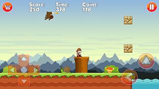 Nob's World: Jungle Adventure скриншот 3