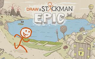 Draw a Stickman: EPIC Free скриншот 1