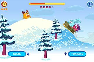 Смешарики: Прощай, зима скриншот 3