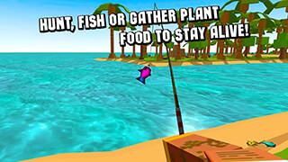 Cube Island: Survival Simulator скриншот 2