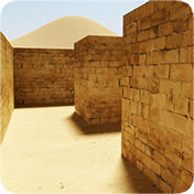 3D Maze, Labyrinth