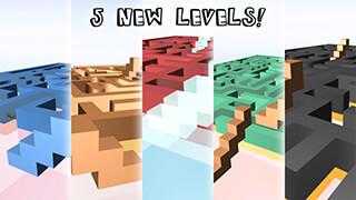 3D Maze, Labyrinth скриншот 4