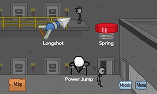 Stick Escape: Adventure Game скриншот 1