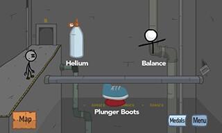 Stick Escape: Adventure Game скриншот 2