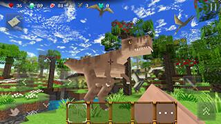 Jurassic Craft скриншот 1