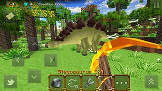 Jurassic Craft скриншот 3
