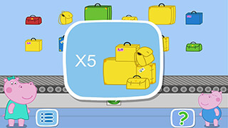 Kids Airport Adventure скриншот 2