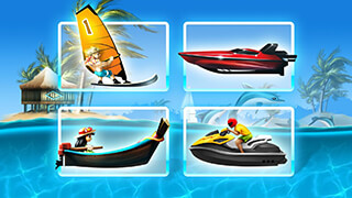 Fun Kid Racing: Tropical Isle скриншот 1
