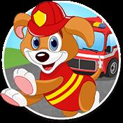 Puppies Fire Patrol иконка