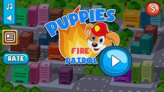 Puppies Fire Patrol скриншот 1