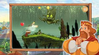 Три богатыря: Игра скриншот 1