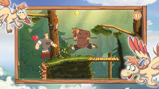 Три богатыря: Игра скриншот 3
