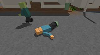 Pixel Zombies Hunter скриншот 1