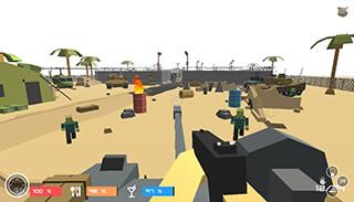 Pixel Zombies Hunter скриншот 4