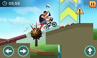 Crazy Wheels скриншот 2
