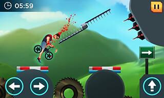 Crazy Wheels скриншот 3