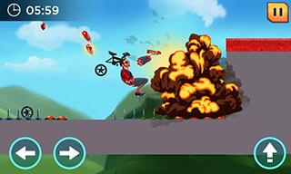 Crazy Wheels скриншот 4