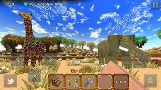 Savanna Craft скриншот 1