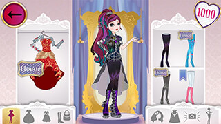Ever After High скриншот 2