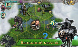 Gunspell: RPG and Puzzle скриншот 3