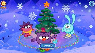 Смешарики: Новый год скриншот 3