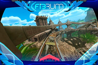 Roller Coaster: VR Attraction скриншот 1