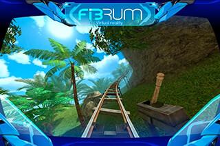 Roller Coaster: VR Attraction скриншот 3