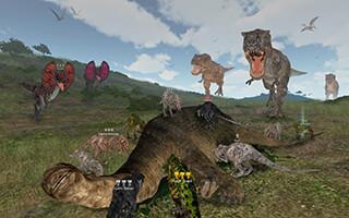 Dinos Online скриншот 1