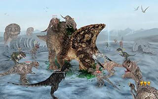 Dinos Online скриншот 3