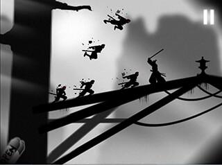 Dead Ninja: Mortal Shadow скриншот 2