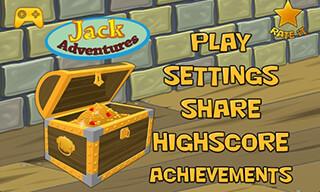 Jack Adventures скриншот 1