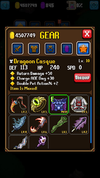 Dash Quest скриншот 2