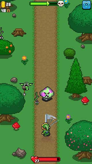Dash Quest скриншот 3