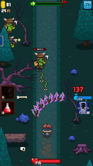 Dash Quest скриншот 4