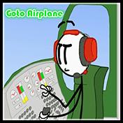 Stickman Plane иконка