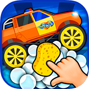 Car Detailing Games for Kids иконка