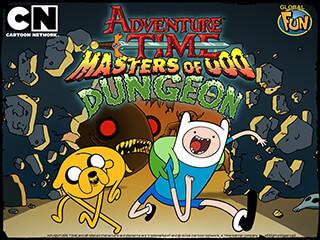 Adventure Time: Masters of Ooo скриншот 1