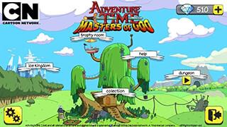 Adventure Time: Masters of Ooo скриншот 2
