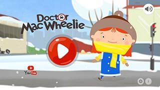 Doctor McWheelie Free скриншот 1