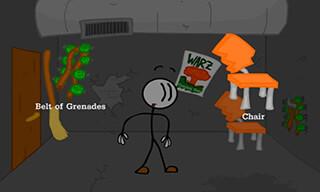 Stickman Escape скриншот 2