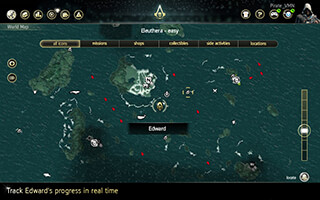 Assassin's Creed IV: Companion скриншот 2