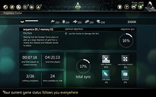 Assassin's Creed IV: Companion скриншот 3