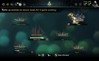 Assassin's Creed IV: Companion скриншот 4