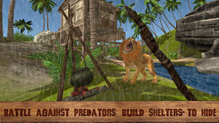 Pirate Island Survival 3D скриншот 3