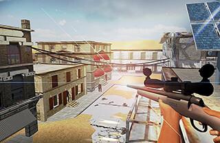 SWAT Sniper Anti-terrorist скриншот 1
