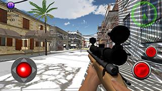 SWAT Sniper Anti-terrorist скриншот 2