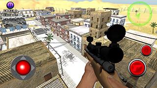 SWAT Sniper Anti-terrorist скриншот 3