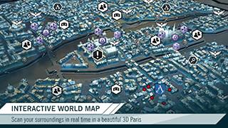 Assassin's Creed: Unity App скриншот 1