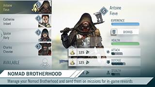 Assassin's Creed: Unity App скриншот 2