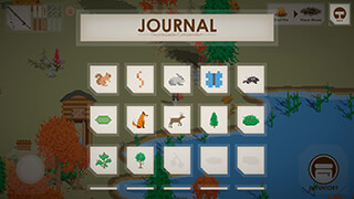 On My Own: Woodland Survival Adventure скриншот 3